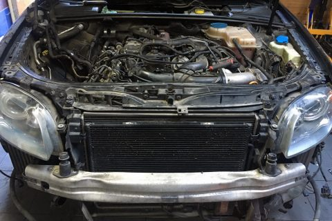 Audi A4 3.0 TDI, 189 tys. km