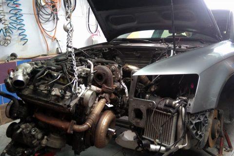 Audi A6 3.0 TDI, 197 tys. km